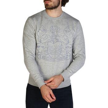 Kleidung Herren Sweatshirts Aquascutum - fai001 Grau