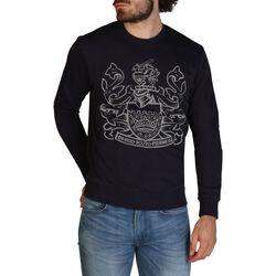 Kleidung Herren Sweatshirts Aquascutum - fai001 Blau