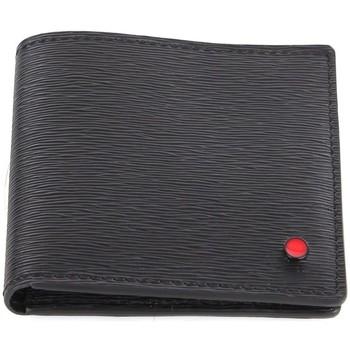 Taschen Herren Portemonnaie Kiton UPVENEBN008150200V Schwarz