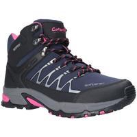 Schuhe Damen Wanderschuhe Cotswold  Marineblau