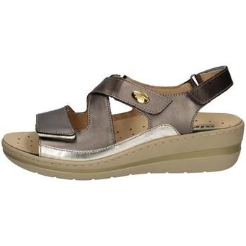 Schuhe Damen Sandalen / Sandaletten Robert 32834-1 TAUPE