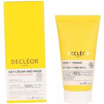 Beauty Damen gezielte Gesichtspflege Decleor Harmonie Calm Crème & Masque 2 En 1 Apaisant Confort
