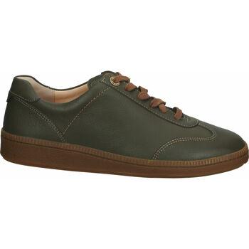Schuhe Damen Sneaker Low Ganter Halbschuhe Oliv
