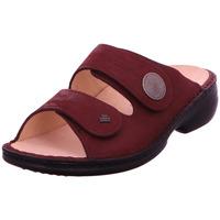 Schuhe Damen Pantoffel Finn Comfort  bordeaux