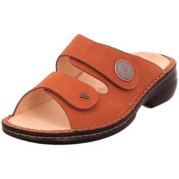 Schuhe Damen Pantoletten Finn Comfort  braun