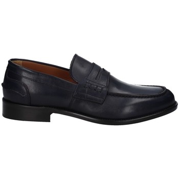 Schuhe Herren Slipper Hudson 540 BLAU
