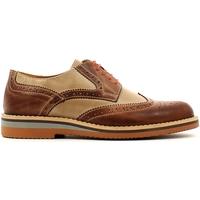 Schuhe Herren Derby-Schuhe Rogers 1226B Braun