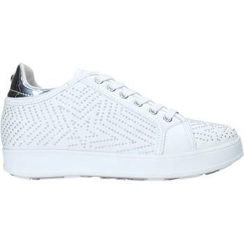 Schuhe Damen Sneaker Low Apepazza SMW12/NAPPA Weiß