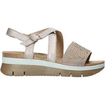 Schuhe Damen Sandalen / Sandaletten Enval 7283622 Braun
