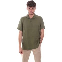 Kleidung Herren Kurzärmelige Hemden Sseinse CE660SS Grün