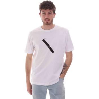 Kleidung Herren T-Shirts Sseinse TE1820SS Weiß