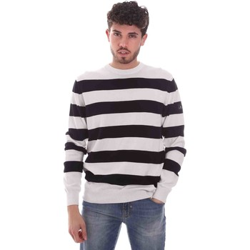 Kleidung Herren Pullover Navigare NV00232 30 Weiß