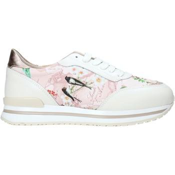 Schuhe Damen Sneaker Low Alviero Martini 9851 622A Weiß