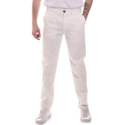 Kleidung Herren Chinohosen Sseinse PSE699SS Weiß