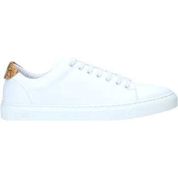 Schuhe Herren Sneaker Low Alviero Martini P172 578A Weiß