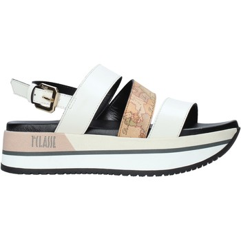 Schuhe Damen Sandalen / Sandaletten Alviero Martini E110 578A Weiß