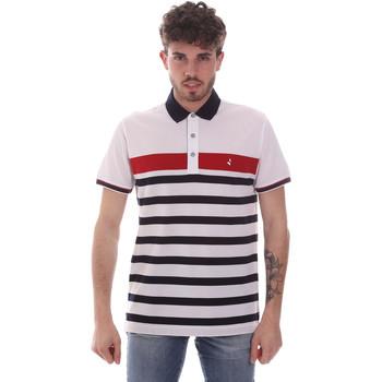 Kleidung Herren Polohemden Navigare NV70028 Weiß