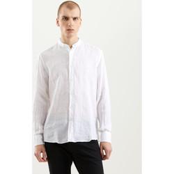Kleidung Herren Langärmelige Hemden Refrigiwear RM0C10100LI9110 Weiß