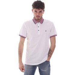 Kleidung Herren Polohemden Navigare NV82125 Weiß