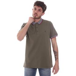 Kleidung Herren Polohemden Navigare NV82125 Grün