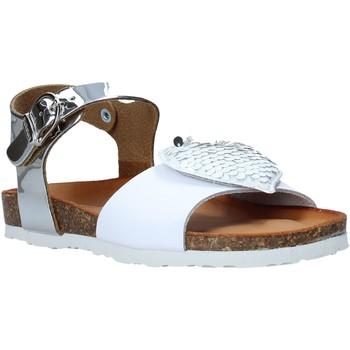 Schuhe Mädchen Sandalen / Sandaletten Bionatura 22PUPAC Weiß