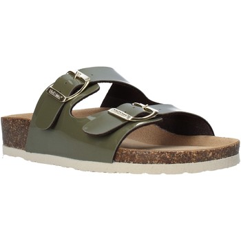 Schuhe Damen Pantoffel Bionatura 94THESISD-VERV18 Grün