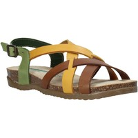 Schuhe Damen Sandalen / Sandaletten Bionatura 34A2168-I-GOIM08 Braun