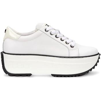 Schuhe Damen Sneaker Low Cult CLE104379 Weiß