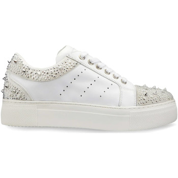 Schuhe Damen Sneaker Low Cult CLE104366 Weiß