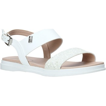 Schuhe Mädchen Sandalen / Sandaletten Miss Sixty S21-S00MS963 Weiß