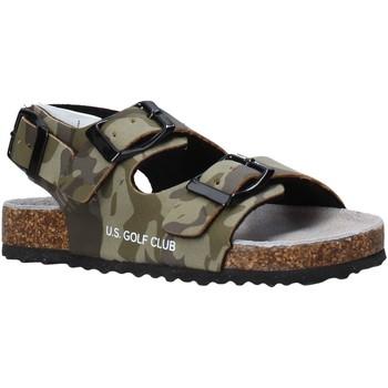 Schuhe Kinder Sandalen / Sandaletten U.s. Golf S21-S00UK861 Grün