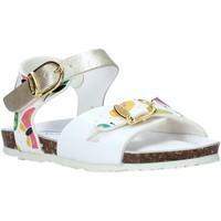 Schuhe Mädchen Sandalen / Sandaletten Bionatura CHIARA Weiß