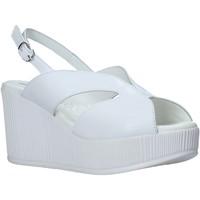 Schuhe Damen Sandalen / Sandaletten Susimoda 390641 Weiß
