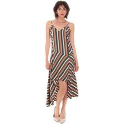 Kleidung Damen Maxikleider Trussardi 56D00514-1T005182 Braun