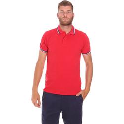 Kleidung Herren Polohemden Sundek M779PLJ6500 Rot