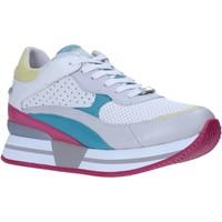 Schuhe Damen Sneaker Low Apepazza S0RSD02/LEA Weiß