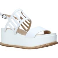 Schuhe Damen Sandalen / Sandaletten Apepazza S0CHER03/LEA Weiß