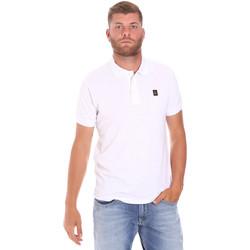 Kleidung Herren Polohemden Refrigiwear RM0T25900PQ9002 Weiß