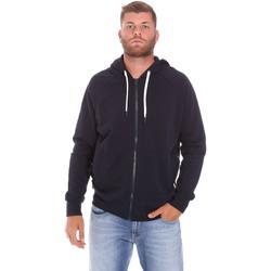 Kleidung Herren Sweatshirts Sundek M838JHF4900 Schwarz