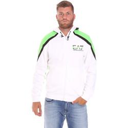 Kleidung Herren Sweatshirts Ea7 Emporio Armani 3KPME7 PJ3MZ Weiß