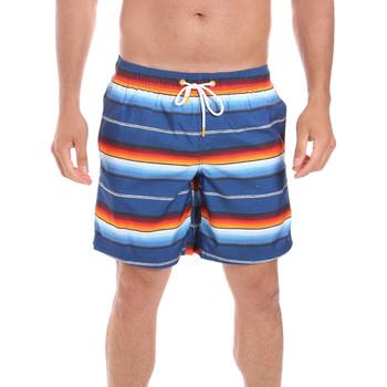 Kleidung Herren Badeanzug /Badeshorts Sundek M505BDP01EP Blau