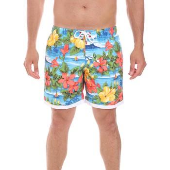 Kleidung Herren Badeanzug /Badeshorts Sundek M693BDP01HA Blau