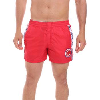 Kleidung Herren Badeanzug /Badeshorts Colmar 7266 5ST Rot