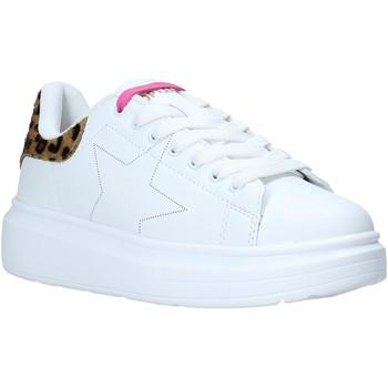 Schuhe Kinder Sneaker Low Shop Art SA050307 Weiß