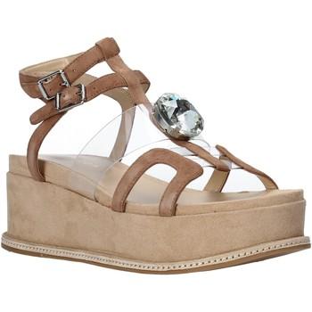 Schuhe Damen Sandalen / Sandaletten Apepazza S0CHER01/DIA Braun