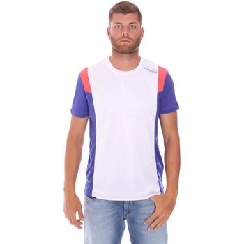 Kleidung Herren T-Shirts Diadora 102175719 Weiß