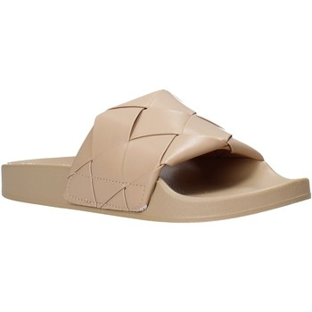 Schuhe Damen Pantoletten Gold&gold A21 FL150 Beige