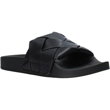 Schuhe Damen Pantoletten Gold&gold A21 FL150 Schwarz