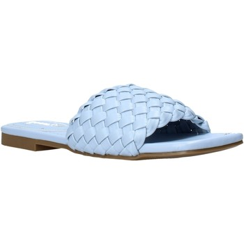 Schuhe Damen Pantoffel Gold&gold A21 GY223 Blau