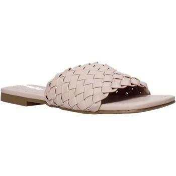Schuhe Damen Pantoffel Gold&gold A21 GY223 Rosa